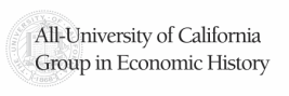 All-University of California Group in Economic History